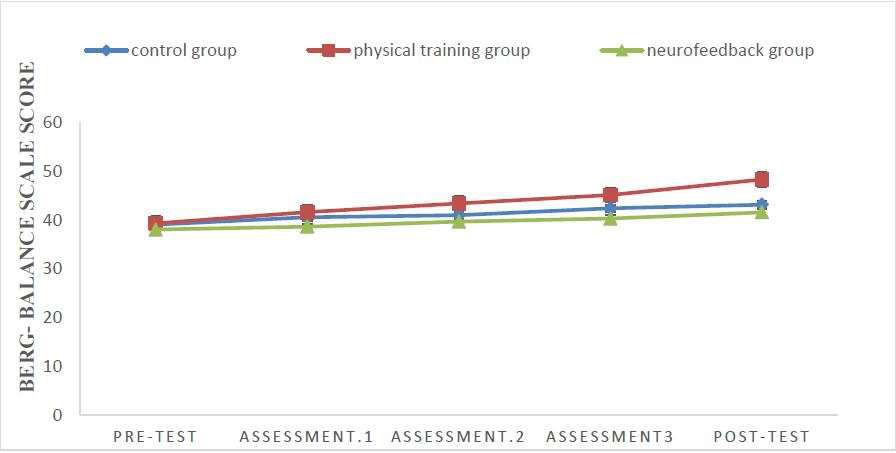 Neurofeedback Training and Physical Training Differentially